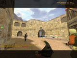 Bildschirmfotos von Counter-Strike 1.6